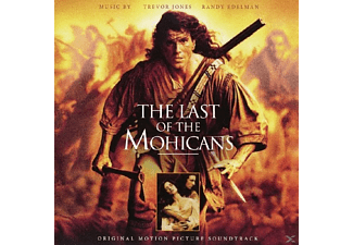 Randy Edelman, Trevor Jones - Last Of The Mohicans - (Vinyl)
