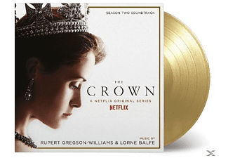 VARIOUS - Crown Season 2  (ltd goldenes Vinyl) - (Vinyl)