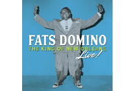 Fats Domino - King Of New Orleans Live [CD]
