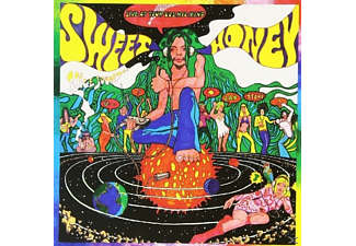 Sweet & Honey - Live At Your Cosmic Mind - (CD)