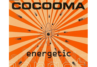 Cocooma - ENERGETIC - (Maxi Single CD)