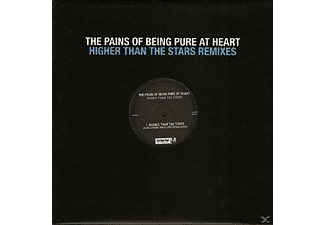 The Pains Of Being Pure At Heart - Higher Than The Stars EP Remix - (Vinyl)