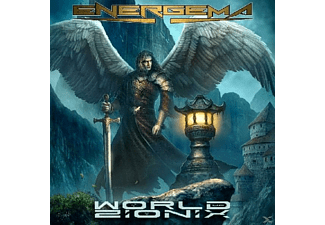 Energema - World Of Zionix - (CD)