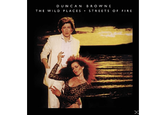 Duncan Browne - Wild Places & Streets Of Fire - (CD)