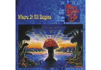 The Allman Brothers Band - Where It All Begins - (CD)