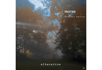 Motek - Alteration - (CD)
