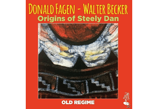 Becker, Walter / Fagen, Donald - Old Regime - (CD)