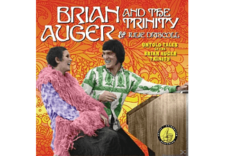 Brian Auger - Untold Tales Of The Brian Auger Holy Trinity - (CD)