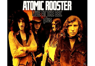 Atomic Rooster - Live At The BBC & German TV - (CD + DVD Video)