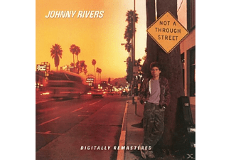 Johnny Rivers - Not A Through Street - (CD)