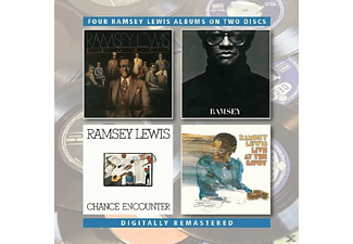 Ramsey Lewis - Legacy/Ramsey/Chance Enounter/Live At The Savoy - (CD)