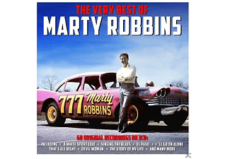 Marty Robbins - Very Best Of - (CD)