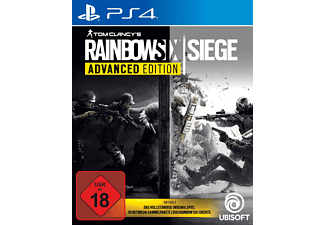 Tom Clancy´s Rainbow Six Siege Advanced Edition - PlayStation 4