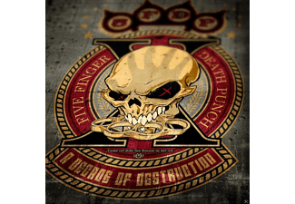 FIVE FINGER DEATH PUNCH - A DECADE OF DESTRUCTION - (Vinyl)