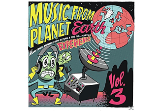 VARIOUS - Music From Planet Earth 03 - (Vinyl)