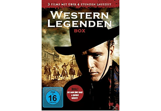 Western Legenden Box - (DVD)
