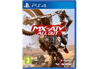 MX vs ATV All Out UK/FR PS4