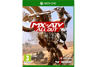 MX vs ATV All Out UK/FR Xbox One