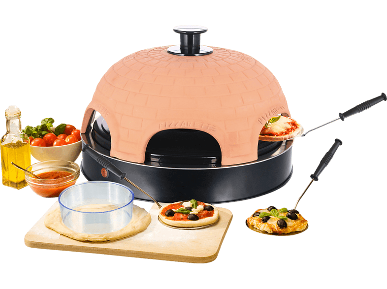 EMERIO PO-115984 Pizzarette Pizzamaker