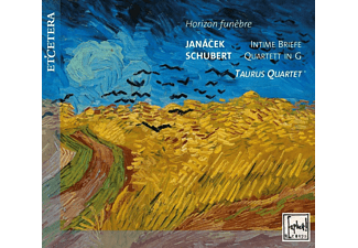 Taurus Quartet - Horizon Funèbre - Intime Briefe / Quartett In G - (CD)