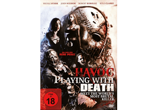 Havoc - Playing with Death - (DVD)
