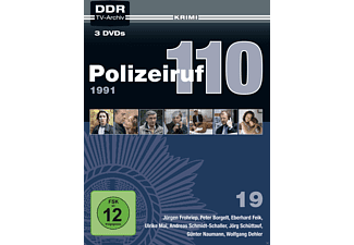 Polizeiruf 110 - Box 19: 1991 - (DVD)