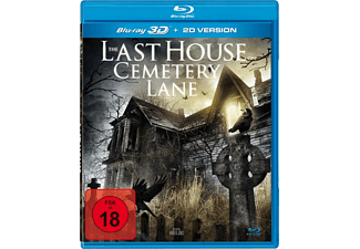 The Last House on Cemetery Lane - (3D Blu-ray)
