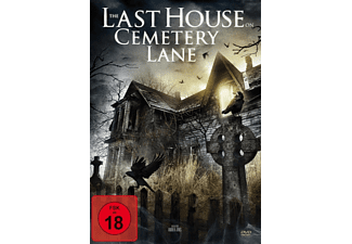 The Last House on Cemetery Lane - (DVD)