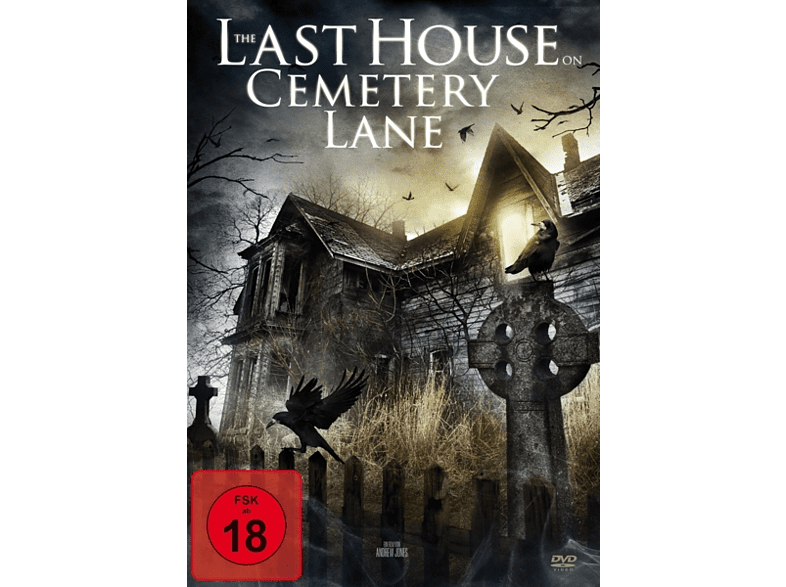 The Last House on Cemetery Lane [DVD]