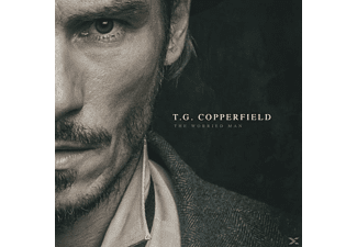 T.G.Copperfield - The Worried Man - (CD)