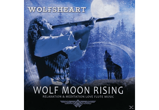 Wolfsheart - Wolf Moon Rising - (CD)