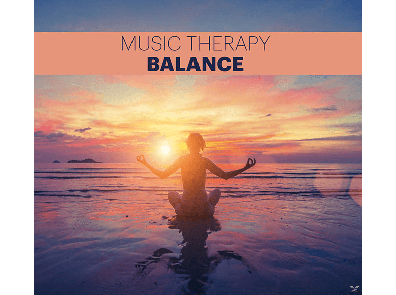 VARIOUS - MUSIC THERAPY-BALANCE [CD]