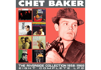 Chet Baker - The Riverside Collection 1958-1960 - (CD)