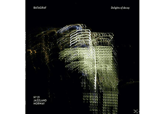 Batagraf - DELIGHTS OF DECAY - (CD)