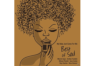VARIOUS - Best Of Soul - (CD)
