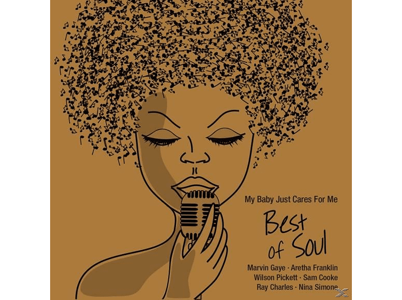 VARIOUS - Best Of Soul [CD]