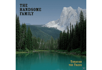 The Handsome Family - Through The Trees (LP+CD 20th Anniversary Edition) - (LP + Bonus-CD)