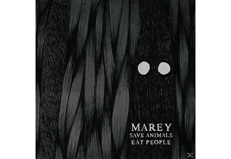 Marey - Save Animals Eat People - (CD)