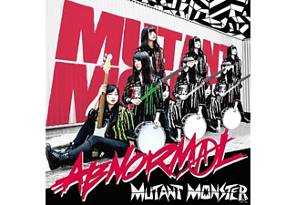 Mutant Monster - ABNORMAL (EXTENDED EDITION) - (CD)