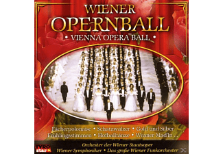 VARIOUS - Wiener Opernball - (CD)