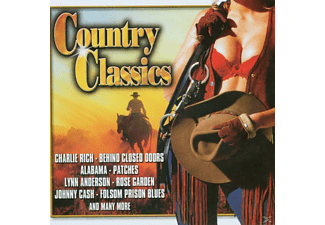 VARIOUS - Country Classics - (CD)