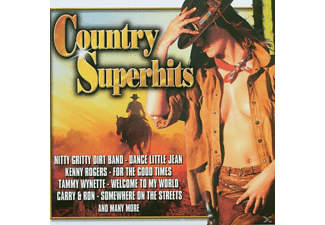 VARIOUS - Country Superhits - (CD)