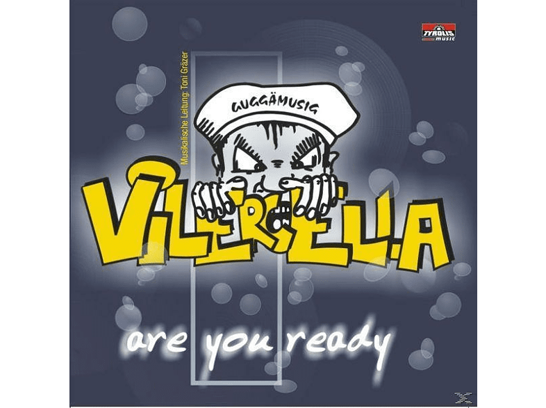 Guggämusig Vilercella - Are You Ready [CD]