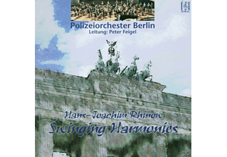 Peter Polizeiorchester Berlin / Feigel - Swinging Berlin Vol.2 - (CD)