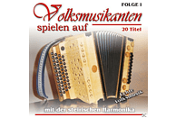 VARIOUS - Volksm.M.D.Steir.Harmonika 1 [CD]