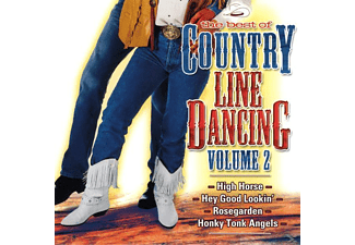 VARIOUS - Best Of Country Line Danci - (CD)