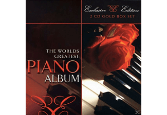 Bellevue - THE WORLD GREATEST PIANO ALBUM - (CD)