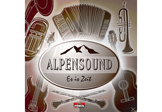 Alpensound - Es Is Zeit - (CD)