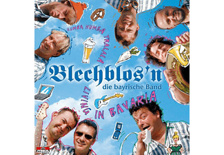 Blechblos'n Die Bayrische Band - Humba Humba Tralala Living in - (CD)