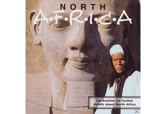 VARIOUS - North Africa - (CD)